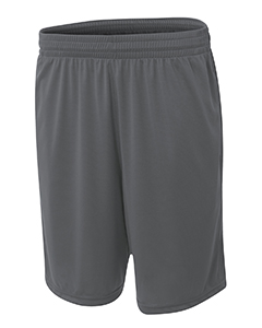 "Adult Player 10"" Pocketed Polyester Short"