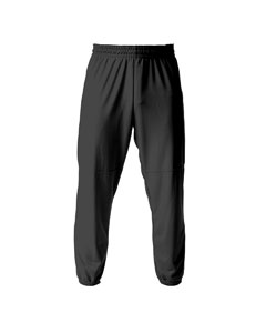 Adult Elastic Bottom PulmOn Basebal`Pant