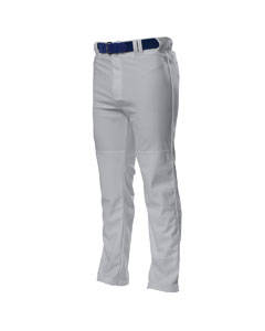 Adult Pro Style Open Bottom Baggy Cut Basebal`Pant