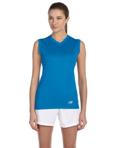 Ladies Ndurance Athletic V-Neck Workout T-Shirt
