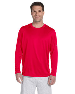 Men's Tempo Long-Sleeve Performance T-Shirt