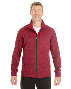 Men's Amplify Melange Fleece Jacket