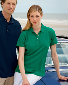 Ladies  7 oz. Ultimate Polo