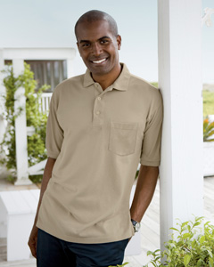 7 oz. Ultimate Polo with Pocket