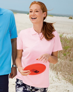 Ladies  5 oz. Ultimate Performance Polo