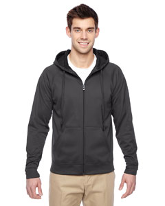 6 oz. Sport Tech Fleece FulmZip Hood