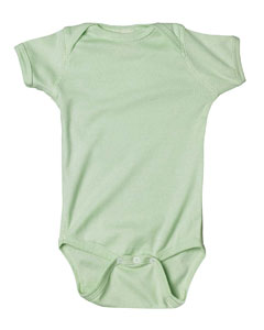 Infant  5 oz. Organic Lap Shoulder Creeper