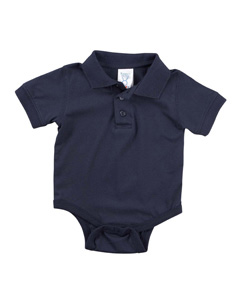 Infant  5.5 oz. Sport Shirt Creeper