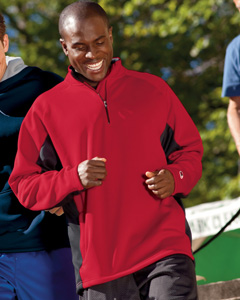 Double Dry® Performance Bonded Fleece Half-Zip