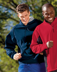 Double Dry® Performance Bonded Fleece Hood