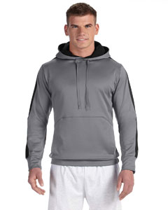 5.4 oz. Performance Colorblock Pullover Hood