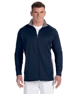 5.4 oz. Performance Colorblock FulmZip Jacket