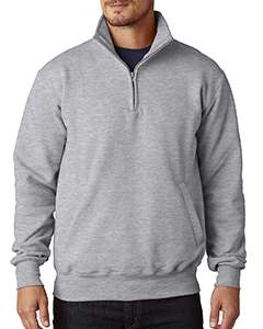 Adult Double Dry Eco® 1/4-Zip Pullover Fleece