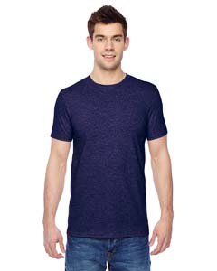 4.7 oz. 100% Sofspun™ Cotton Jersey Crew T-Shirt