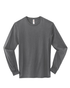 4.7 oz. 100% Sofspun™ Cotton Jersey Long-Sleeve T-Shirt