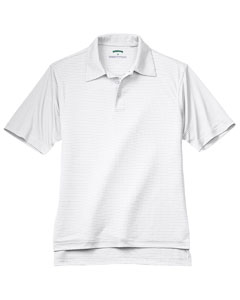 Men's Bamboo Jacquard Polo