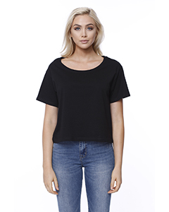 Ladies' Cotton Boxy T-Shirt