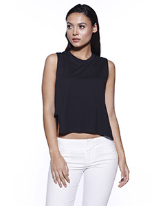 Ladies' CVC Side Tank