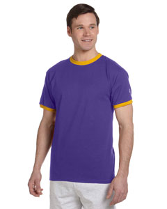 6.1 oz. Tagless Ringer T-Shirt