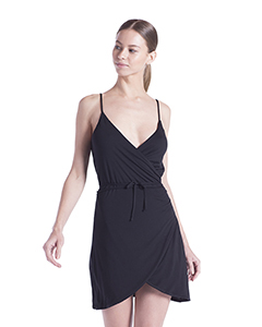 Ladies' Modal Wrap Dress