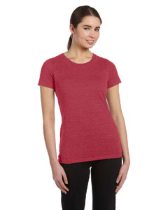 Ladies Performance Triblend Short-Sleeve T-Shirt