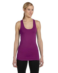 Ladies  5.5 oz. Racerback Bamboo Tank