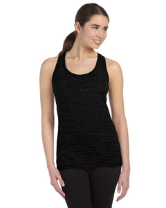 Ladies Performance Triblend Racerback Tank