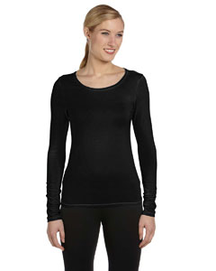 Ladies Bamboo Long-Sleeve T-Shirt