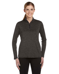 Ladies 1/4 Zip Lightweight Pullover