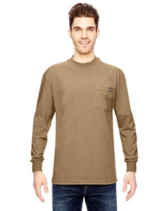 6.75 oz. Heavyweight Work Long-Sleeve Tal`Work T-Shirt