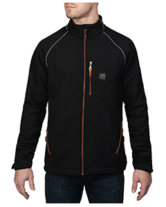 Men's Storm Protector Solid Softshell Jacket